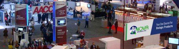 AACC Expo Photo