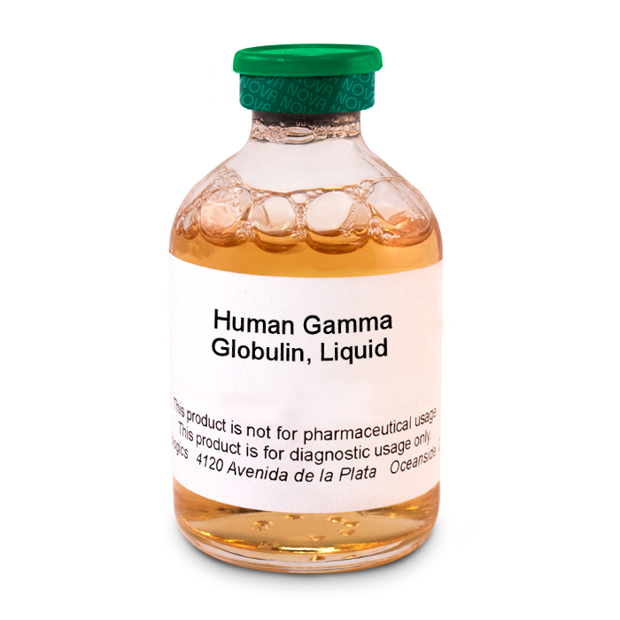 Human Gamma Globulin, Liquid