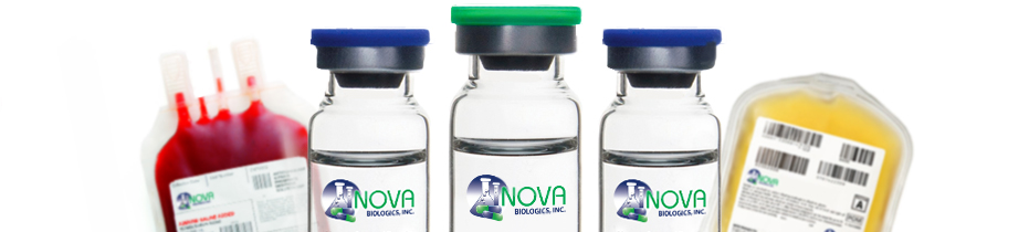 NOVA Biologics Products