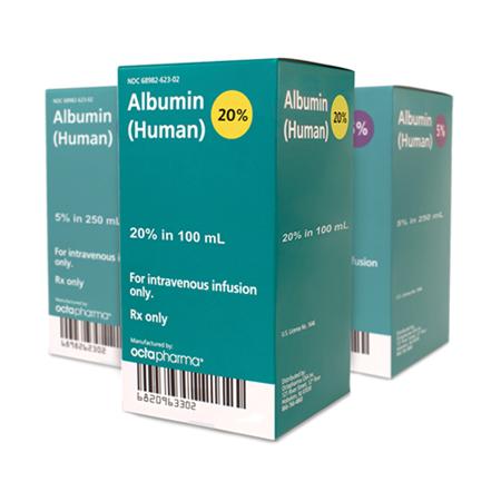 Human Serum Albumin (HSA), Excipient, USP/EP